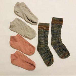 MADEWELL | sock bundle